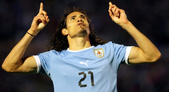 Round of 16 - Uruguay World Cup