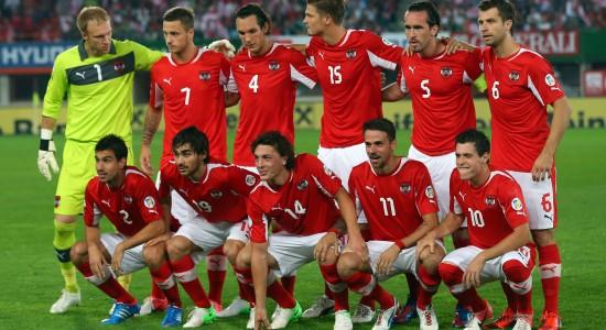 Austria v Germany - FIFA 2014 World Cup Qualifier