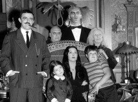 The Addams Family – Black&White