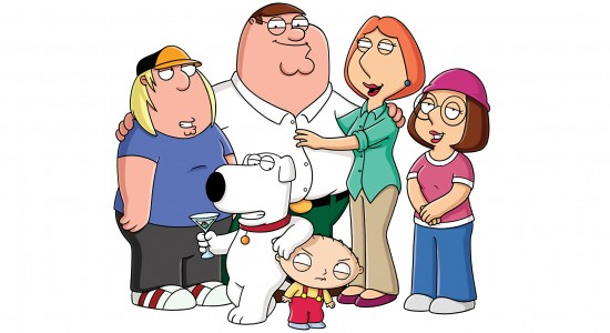 The Griffins - Family Guy