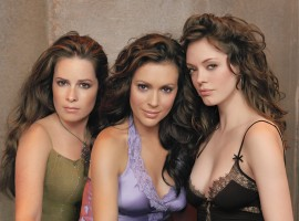 The Three Charmed Ones