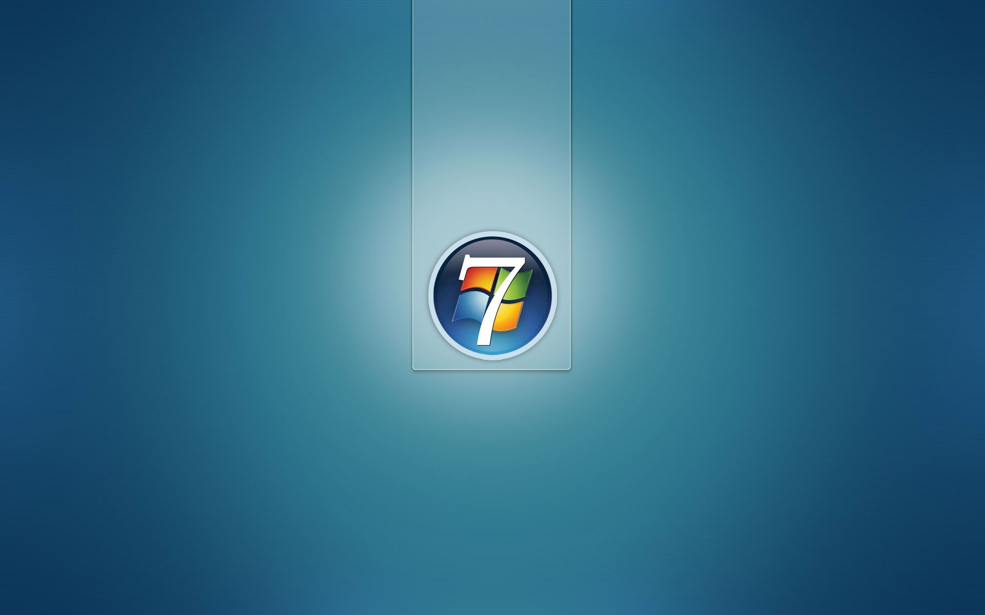 Widescreen Windows 7 wallpaper