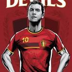 Belgium Quarter Finals – 2014 World Cup