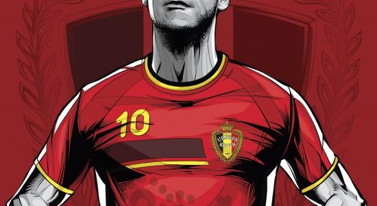 Belgium Quarter Finals - 2014 World Cup
