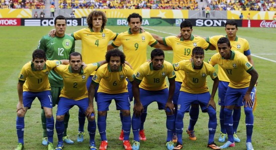 Brazil Quarter Finals - 2014 World Cup