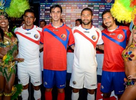 Costa Rica Quarter Finals – 2014 World Cup