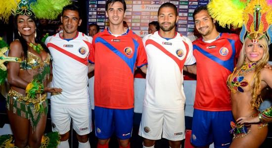 Costa Rica Quarter Finals - 2014 World Cup
