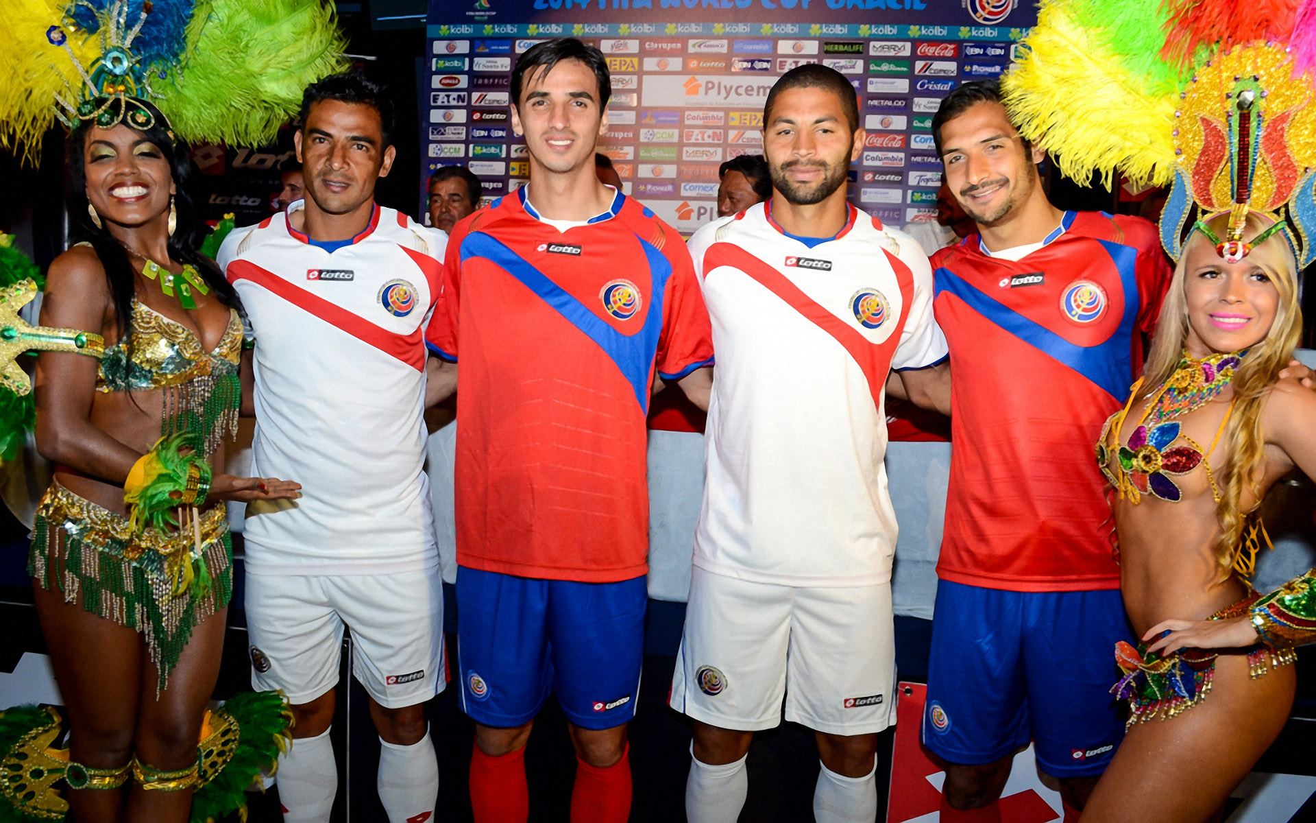 Costa Rica Quarter Finals 2014 World Cup