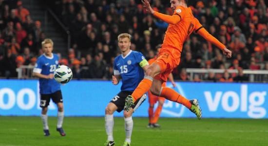 Netherlands Quarter Finals - 2014 World Cup