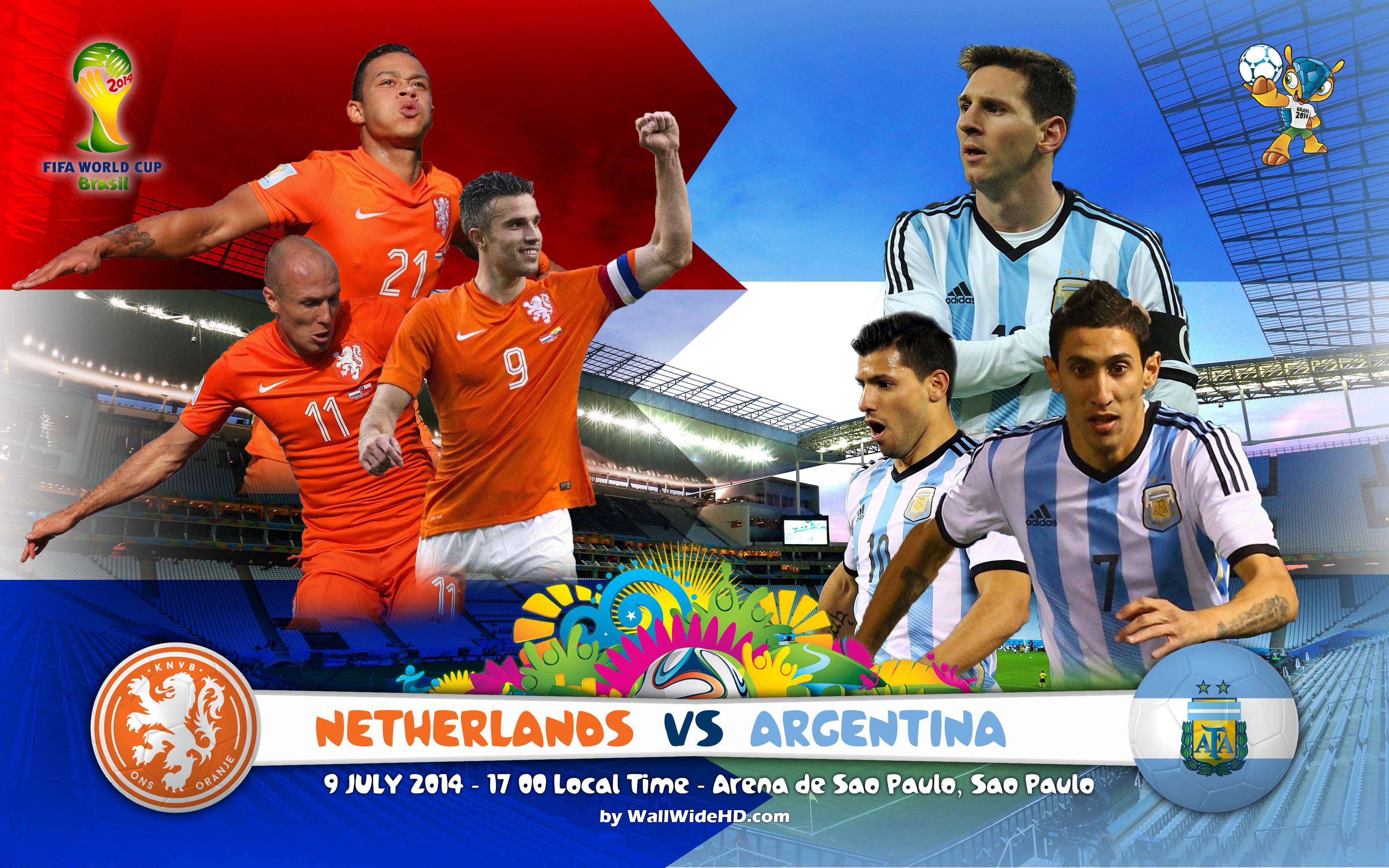 Футбол голландия на аргентина прогноз