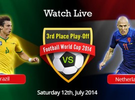 Netherlands Vs Brazil Third Place Decider