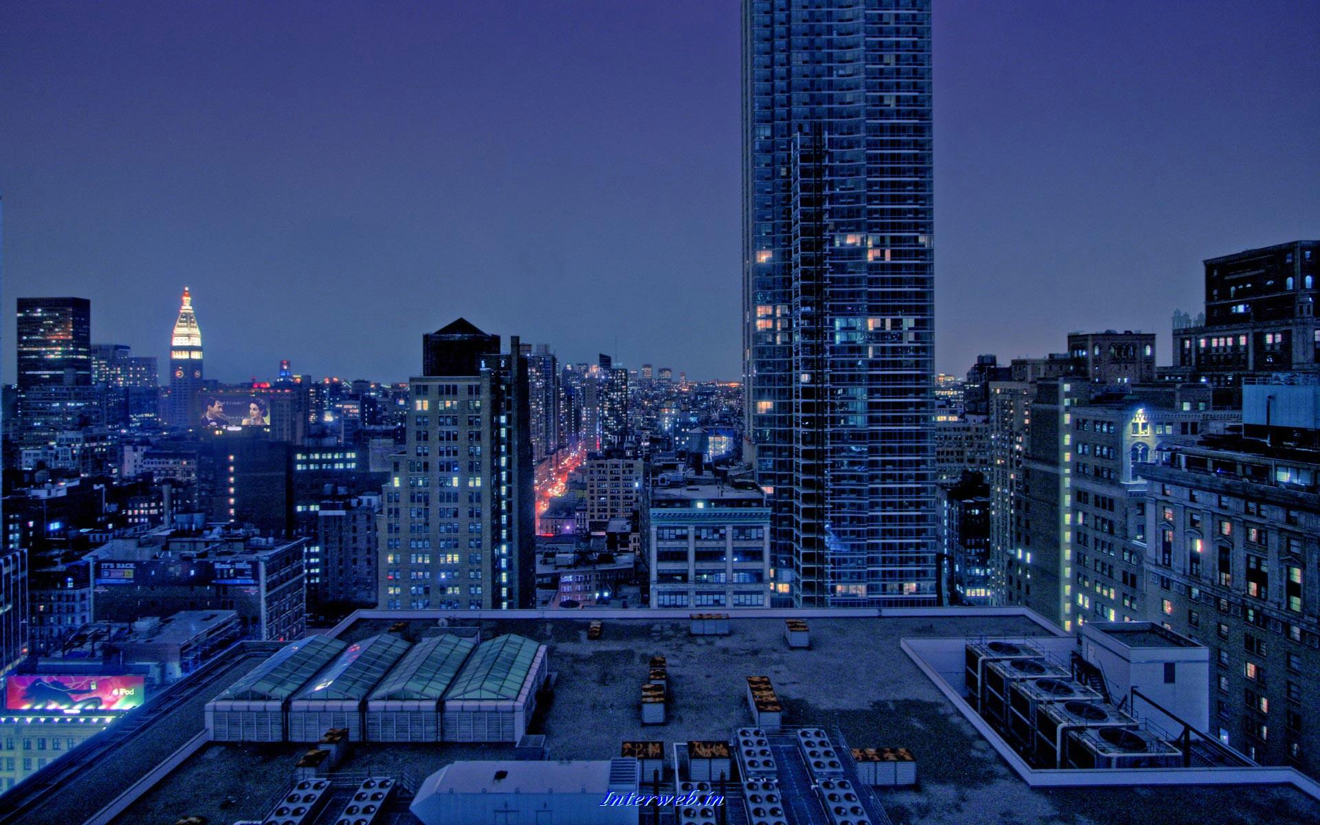 Rooftops Wallpaper Hd Wallpapers