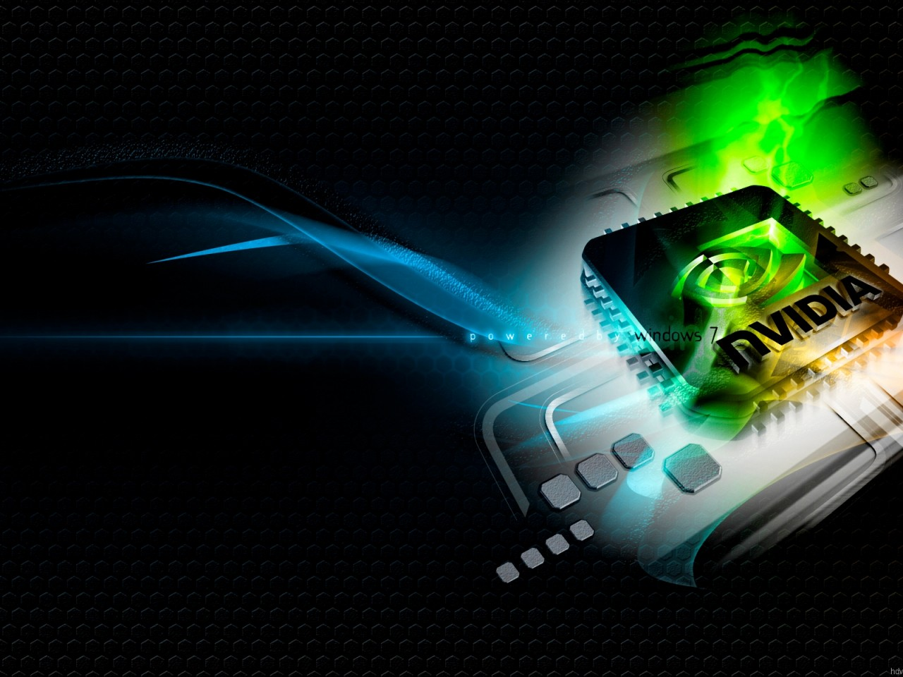 windows 7 nvidia wallpaper - hd wallpapers