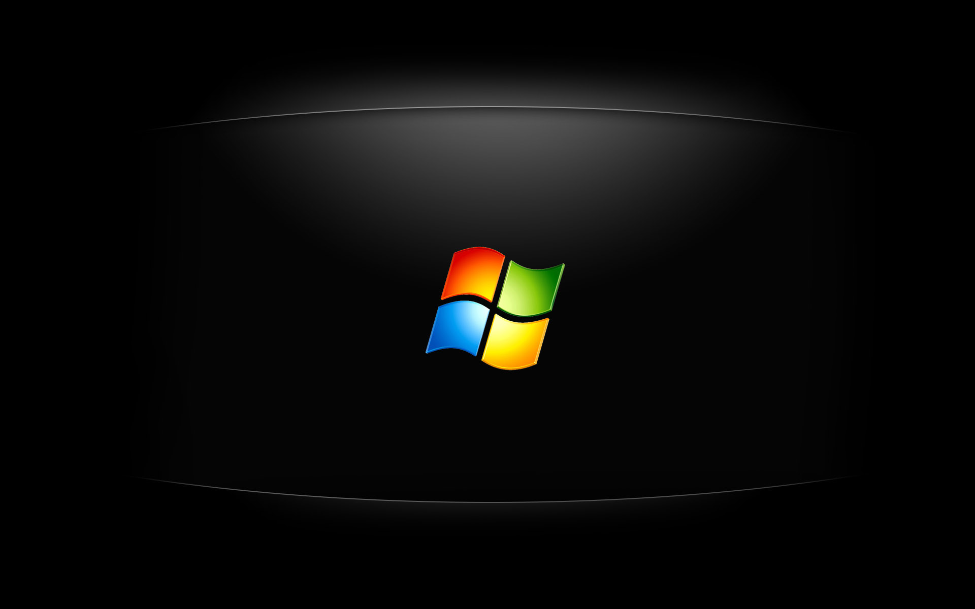 Windows Tiles On Black Hd Wallpapers