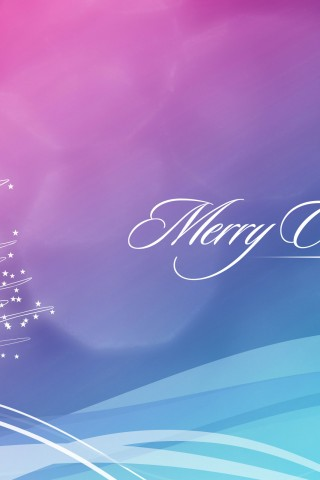 Christmas Hd Wallpaper Iphone.Italic Merry Christmas Hd Wallpapers