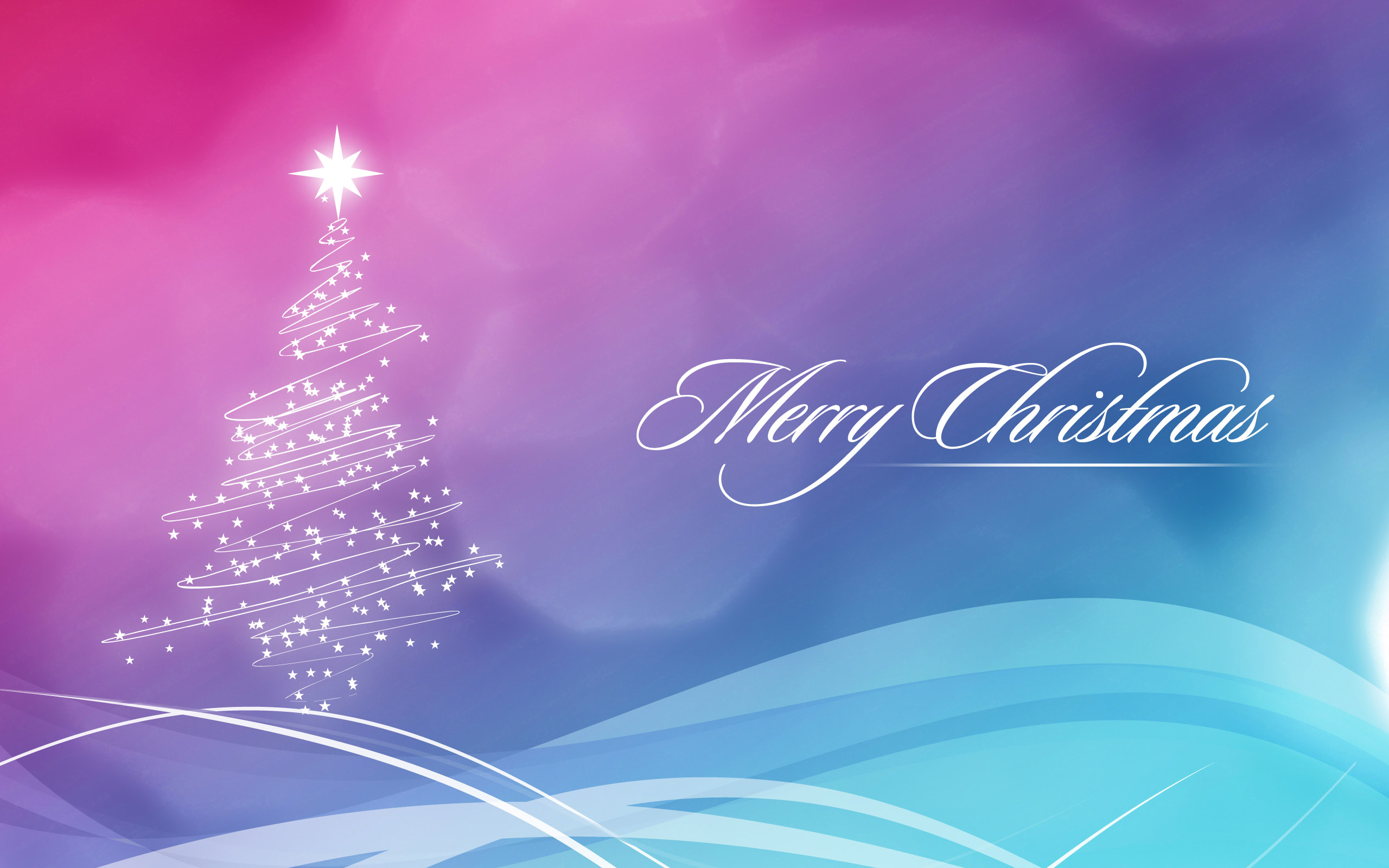 Hd Wallpapers Hd Backgrounds: Italic Merry Christmas