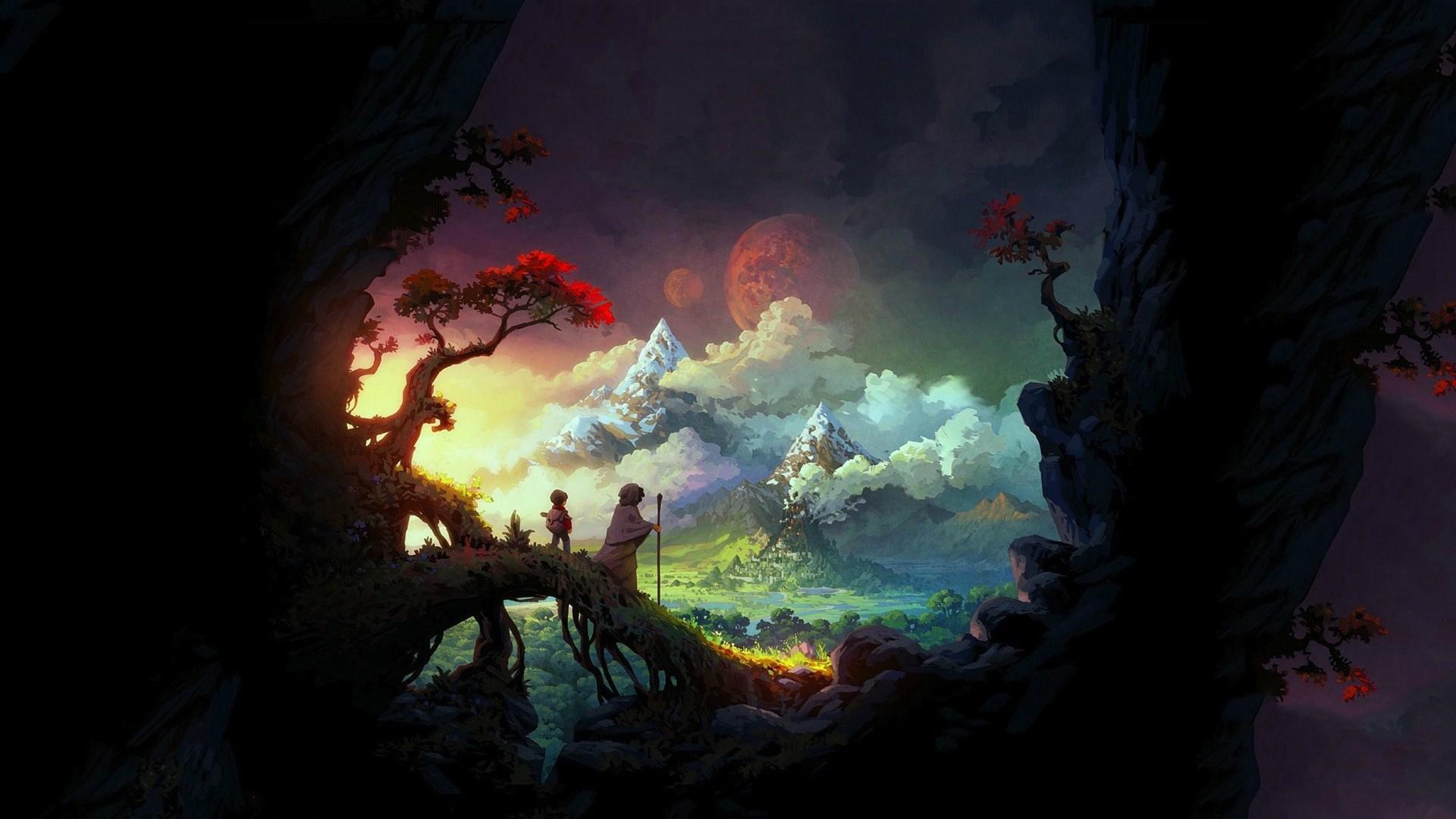 The Wormworld Saga Hd Wallpaper Hd Wallpapers