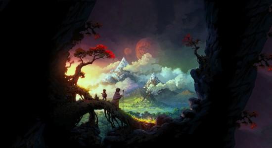 The Wormworld Saga HD Wallpaper