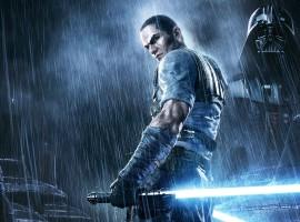 Unknown Jedi Warrior