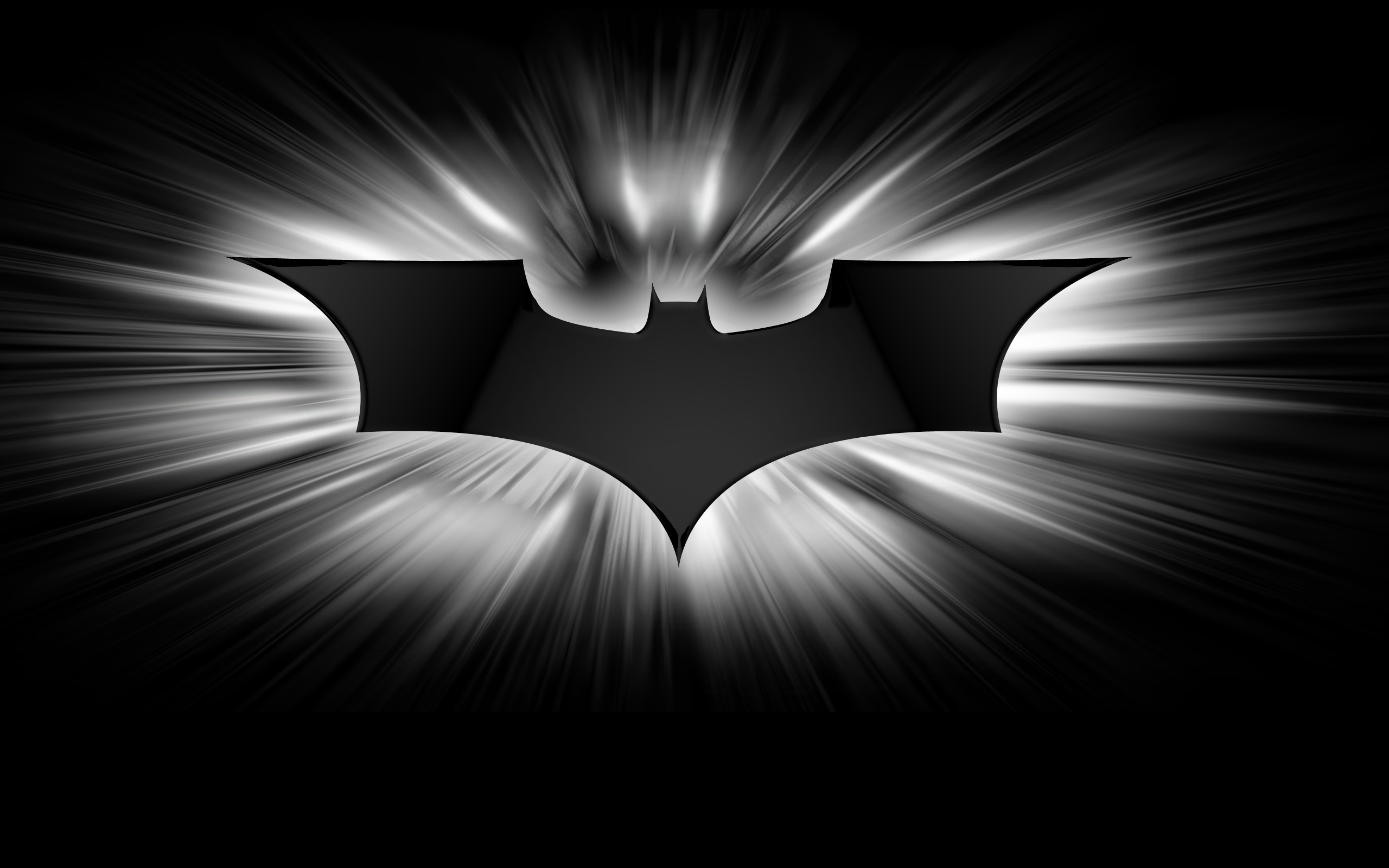 Awesome Batman Bat Symbol