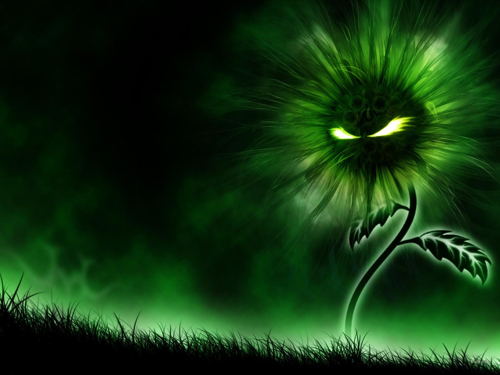 Evil Sunflower