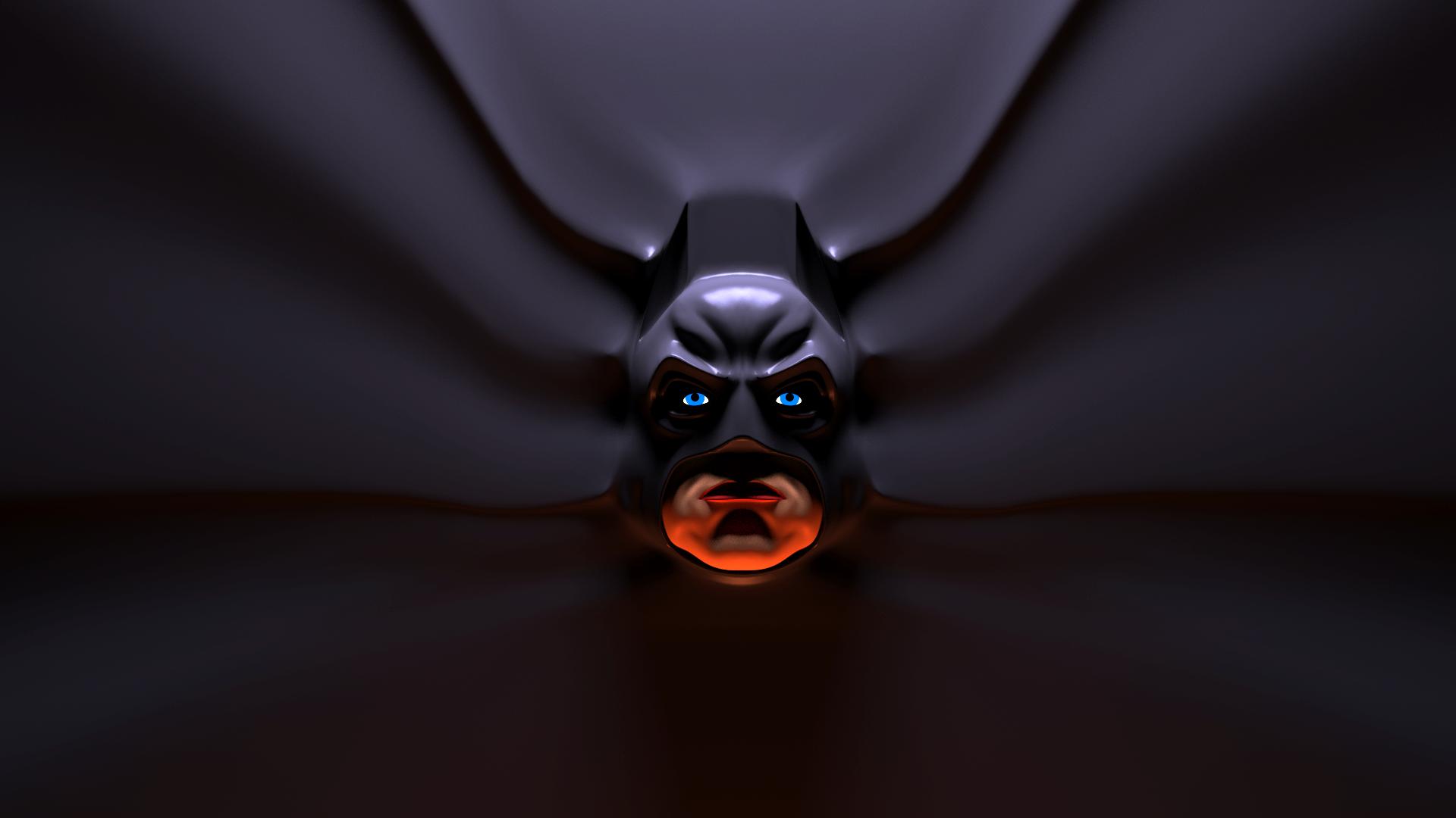 Im Batman Face