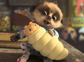 Baby Oleg Wallpaper