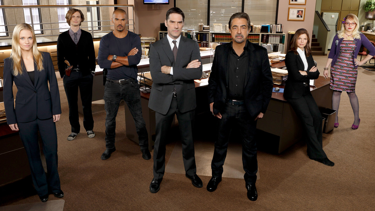 Criminal Minds Cast Wallpaper