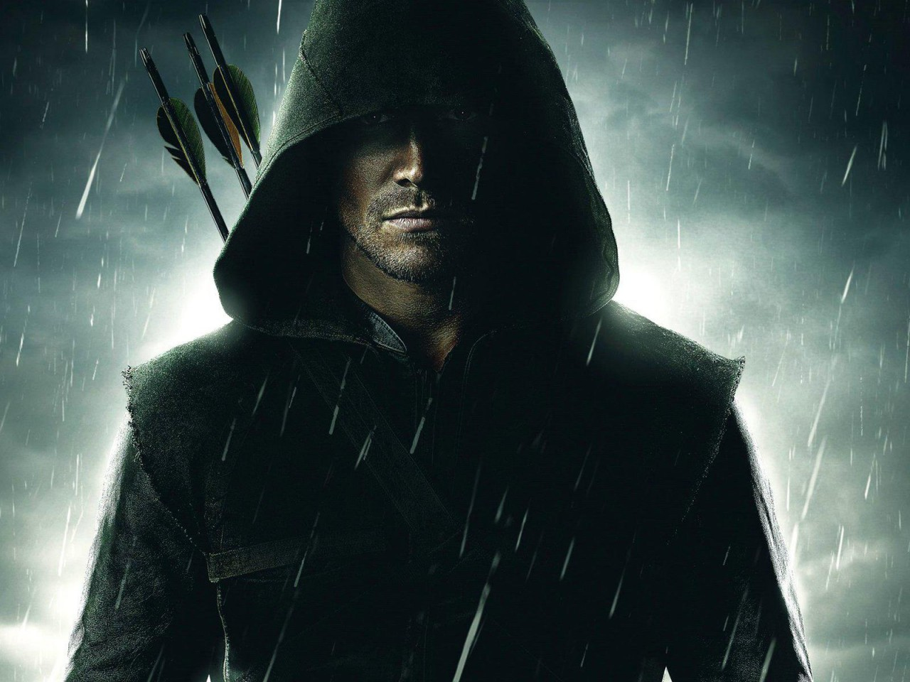 Green Arrow Action Hero Wallpaper Hd Wallpapers