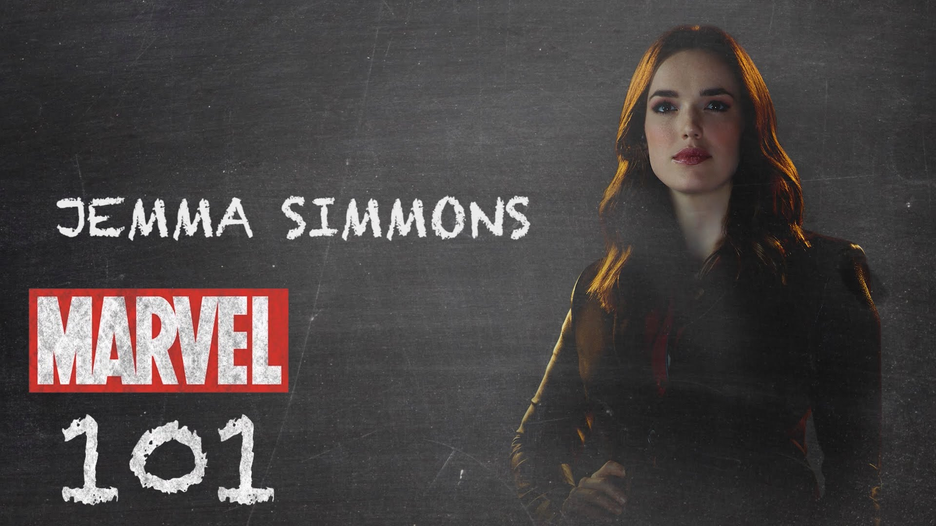 Jemma Simmons HD Wallpaper