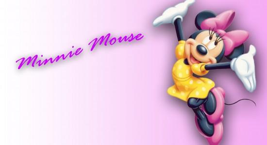 Minnie Mouse Cute Wallpaper