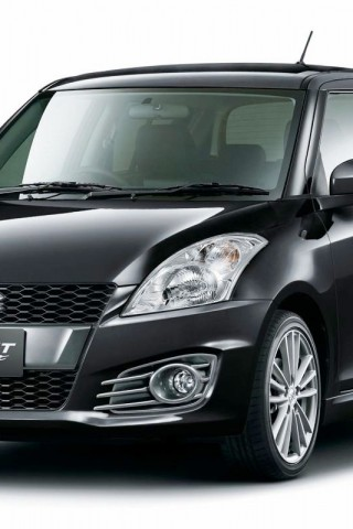 Suzuki Swift Sports Car Wallpaper - HD Wallpapers