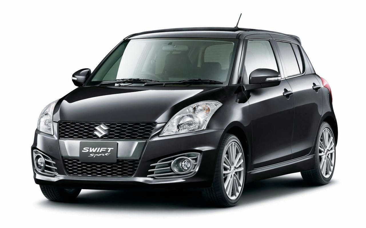 Suzuki Swift Sports Car Wallpaper
