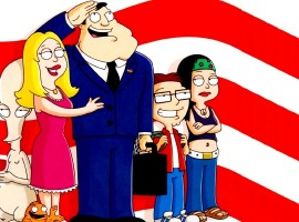 The Smiths American Dad Wallpaper