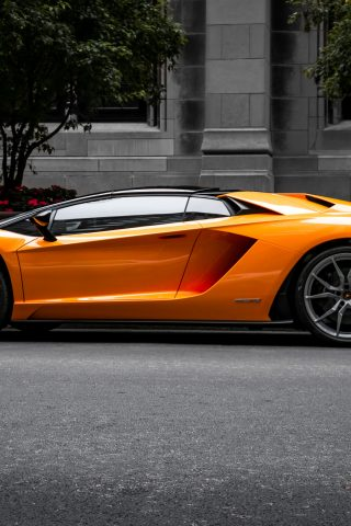 Yellow Lamborghini Wallpaper Hd Wallpapers