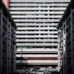 Residential Flats Wallpaper