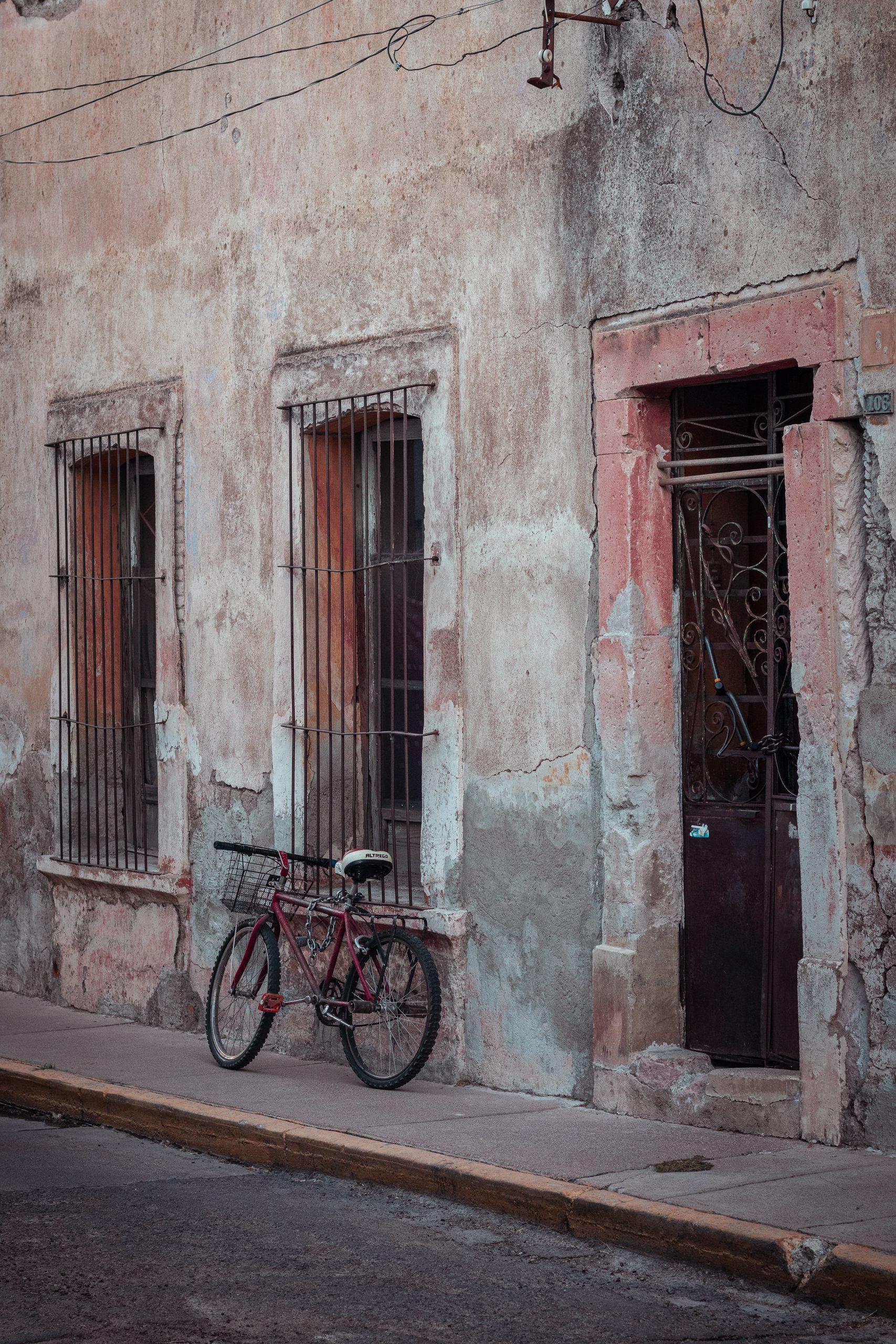 Street Bicycle Wallpaper